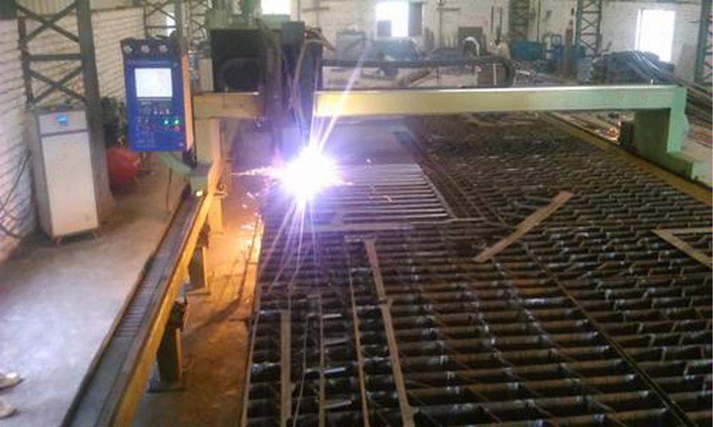 CNC Oxy Fuel Cutting