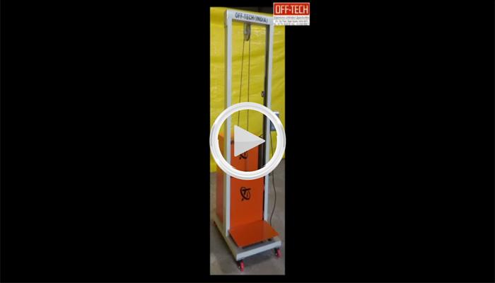 Bag Lifter Machine Video